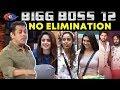 No Elimination This Week: Here's Why | Bigg Boss 12 Weekend Ka vaar | Shocking Twist By Salman Khan