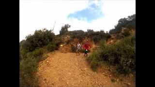preview picture of video 'Trail Del Monte Argentario'