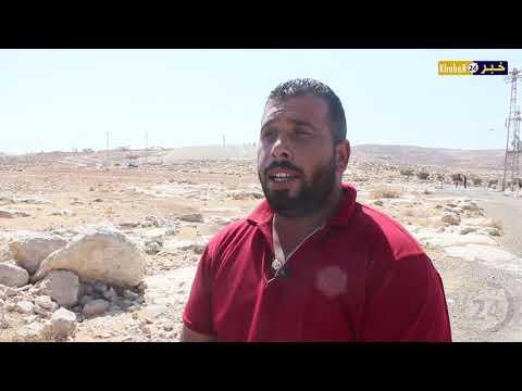 الاحتلال يصادر ٤٩ الف دونم شرق بيت لحم