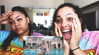 Iggy Azalea   Started Reaction | Perkyy And Honeeybee