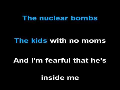 American Jesus - Bad Religion (Karaoke Lyrics)