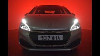 RE17WHA Peugeot 208 1.2 PureTech Active 5dr