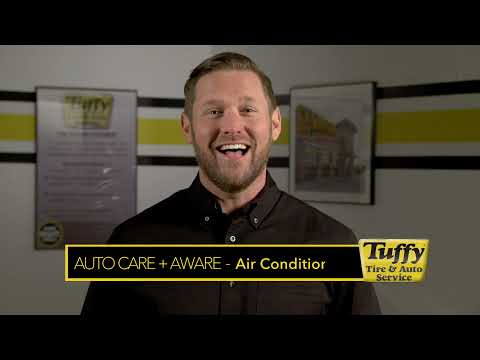 , title : 'Tuffy Tire & Auto Service Centers - Auto Care + Aware - Air Conditioning System Issues