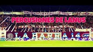 Percusiones De La Hinchada De LANUS
