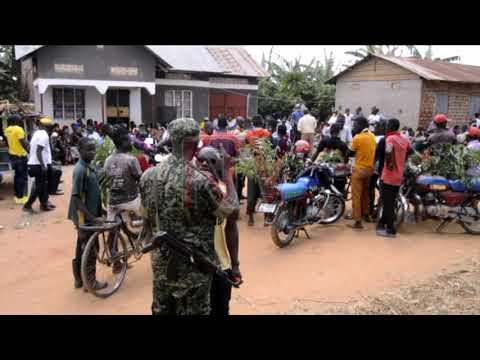 AKAMYUFU KA NRM: Mbabali akubye enkung'aana e Lwengo