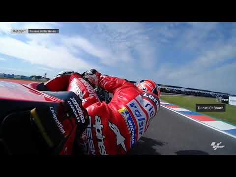 Mission Winnow Ducati OnBoard: Argentina Grand Prix