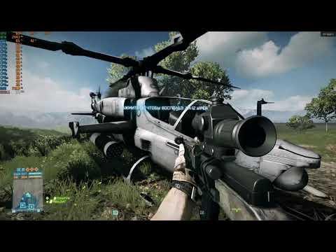 Battlefield Multiplayer XEON E5 2640 + GTX 1080 ( Ultra Graphics ) ТЕСТ