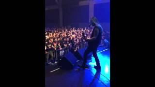 Dark Angel Thrash Domination Japan Merciless Death (night 1) 2016