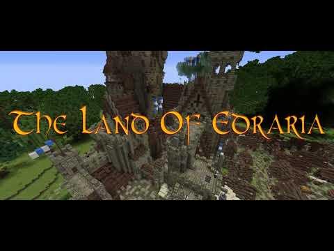 The Land Of Edraria Massive Fantasy Rpg Adventure Map