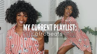 GET LITTY AND GET READY WITH ME!   MY CURRENT LIT PLAYLIST