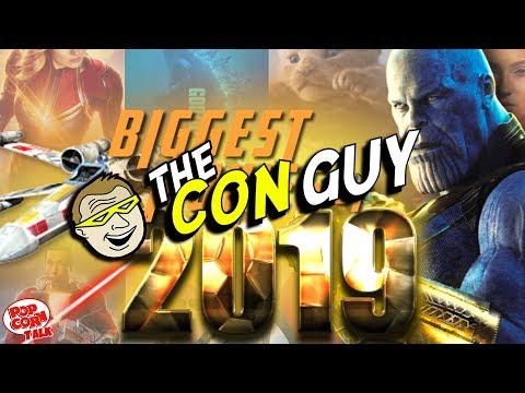 The Biggest Movies and Best Cons of 2019 - The Con Guys