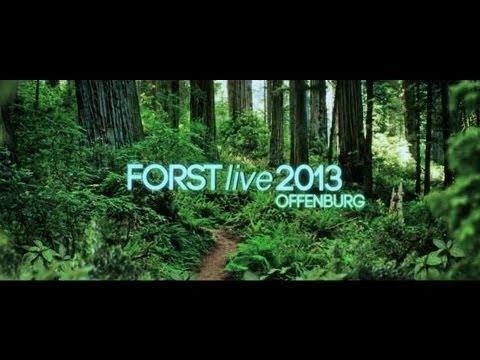 Forst live Offenburg 2013 - Messefilm