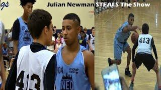 Julian Newman SNAPS!