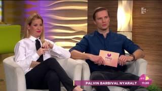 Így Fizette Be Palvin Barbi Egy Londoni útra Miskovits Marcit - Tv2.hu/fem3cafe