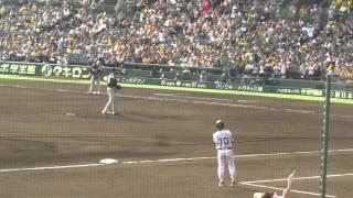 16.3.5ジェイソン・スタンリッジ登板阪神×千葉ロッテ