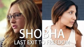 """SHOBHA - """"LAST EXIT TO FREEDOM"""" (FULL SONG from Degrassi Next Class) - LYRIC VIDEO"""