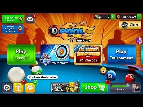 Video Cara Hack 8 Ball Pool Terbaru 2017