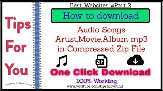 Mp3 Free Music Download Zip Files