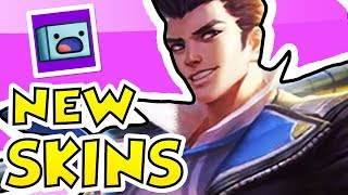 Unlocking The New Battle Academia Prestige Skins! - Boxbox