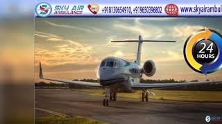 World-Level Air Ambulance Service in Patna
