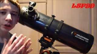 Celestron Astromaster 130 EQ MD review