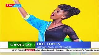 HOT TOPICS: Why Nadia Mukami took off from social media