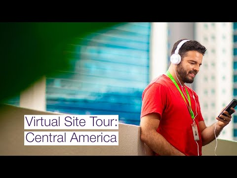Image cover of video:  Central America - Take a tour