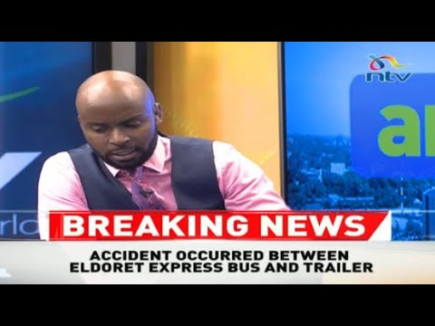#BREAKING: Grisly Accident in Awasi, Kisumu claims 13 lives