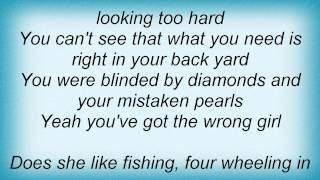 Lee Ann Womack - The Wrong Girl Lyrics