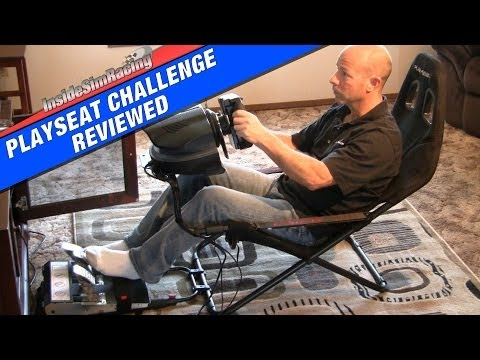 Playseat Challenge Review by Inside Sim Racing