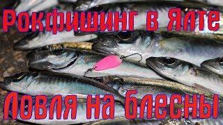 Рыбалка в крыму на море с берега симеиз