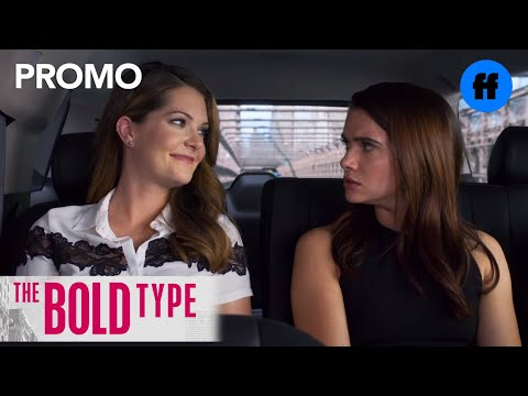 The Bold Type Season 1 (Promo 'Meet The Bold Voice of Scarlet Magazine')