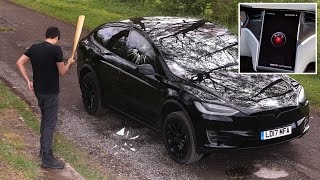 Testing Tesla SENTRY MODE Security System! - Will It Really Work?