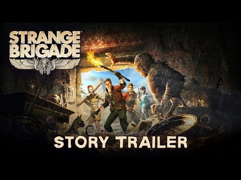 Strange Brigade - Story Trailer | PC, PS4, Xbox One (ESRB) thumbnail