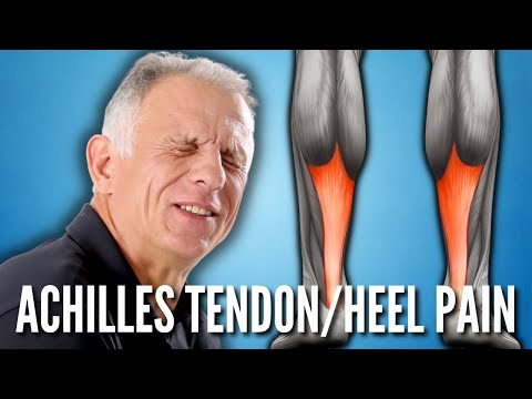 Video Achilles Tendon/Heel Pain: How to treat (PhysicalTherapy)