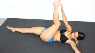 Sexy Stomach Workout With Ashley!