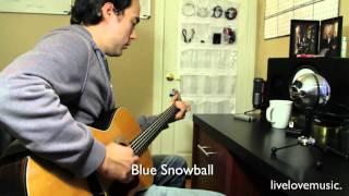Acoustic Guitar USB Mic Comparison: Blue Yeti vs Blue Snowball vs Audio Technica AT2020