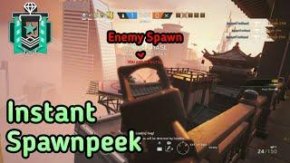See Them Spawn! : Xbox Diamond - Ranked Highlights - Rainbow Six Siege Gameplay