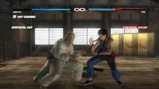 Gen-Fu vs. Pai Chan