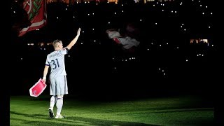 Behind The Scenes Of Bastian Schweinsteiger's Testimonial Match | Center Circle Presented By AT&T