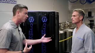 Dr. Adam Perlman talks about the science of Cryotherapy