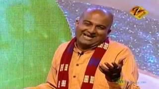 Vaibahv Mangle's Funny Performance | Zee Marathi Awards 2010 | Zee Marathi