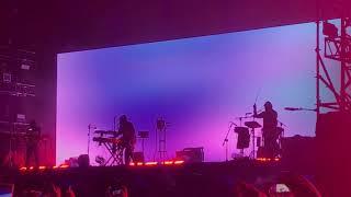 OI MARI'   Liberato  Live @ Rock In Roma 22062019