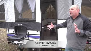 Coachmen Clipper 806XLS