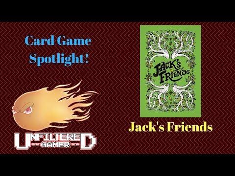 Jack's Friends - Board Game Spotlight