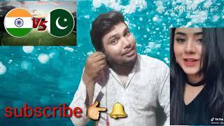 unical unical Reaction - Pakistani Reaction indian Tik Tok Battle