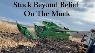 Combine Stuck in the Muck Beyond Belief