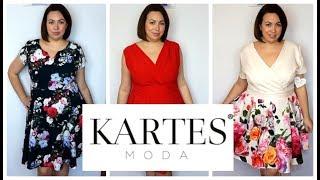 [KARTES] Sukienki Na WESELE Plus Size + RABAT Dla Was :)  | #mierzymy #haul #plussize