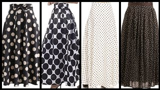 40 Beautiful Polka Dot Skirts Ideas And Styles For Girls And Women