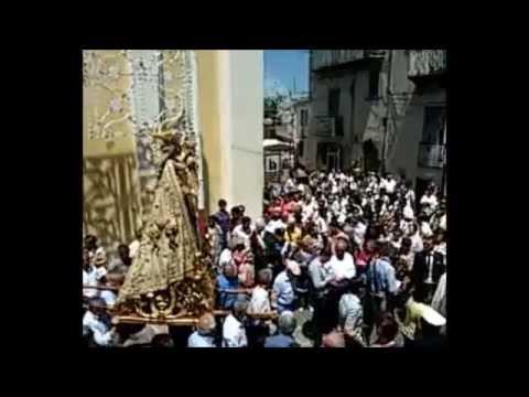 Preview video Video tratto dalla diretta streaming processione Madonna del Carmine 2015 Laurenzana 16 luglio 2015